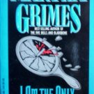 I am the Only Running Footman by Grimes, Martha