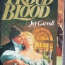 Proud Blood by Carroll, Joy