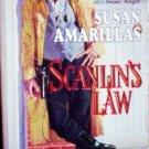 Scanlin's Law by Amarillas, Susan