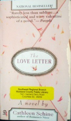 The Love Letter by Schine, Cathleen