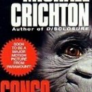 Congo by Crichton, Michael