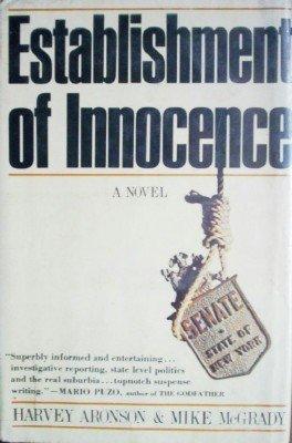 Establishment of Innocence by Aronson, Harvey