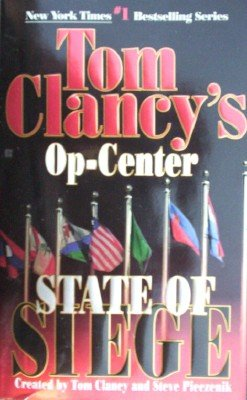 Op-Center State of Siege by Clancy, Tom