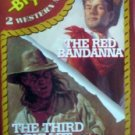 The Red Bandanna / The Third Bullet by Brand, Max