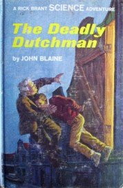 The Deadly Dutchman # 22 by  John Blaine