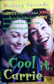 Cool it, Carrie by  Kate Andrews