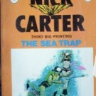 The Sea Trap by Nick Carter (Mass Market PB 1969 Acc)