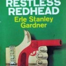 The Case of the Restless Redhead - Earl Stanley Gardner