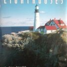 Lighthouses by F. Ross Holland (1995VG/VG) Free Ship