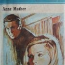 The Shrouded Web by Anne Mather (HardCover 1973 G/G)