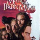 The Man in the Iron Mask (VHS, 1999) Leonardo DiCaprio