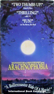 Arachnophobia (VHS, 1991) Jeff Daniels John Goodman G/G