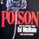 Poison by Ed McBain (MMP 1992 G)