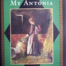 My Antonia by Willa Cather (Hardcover, 1994 Good /Good)
