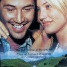 Feeling Minnesota 1997 VHS Keanu Reeves Cameron Diaz G