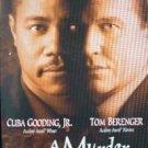 A Murder of Crows 1999 VHS Cuba Gooding Jr Tom Berenger