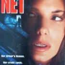 The Net (VHS, 1996, Closed Captioned) Sandra Bullock