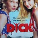 Dick (VHS, 1999, Closed Captioned) Kirsten Dunst Good