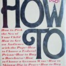 How To by Peter Passell (HB 1976 G/G) *