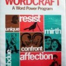 Wordcraft a Word Power Program (Cassette 1969 G)