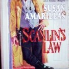 Scanlin's Law by Susan Amarillas (MMP 1995) Free Ship