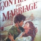 Contract for Marriage by Megan Alexander  Free Shipping