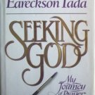 Seeking God Joni Eareckson Tada (HB 1991 G) Free Ship