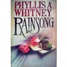 Rainsong by Phyllis A. Whitney (HardCover 1984 G/G)
