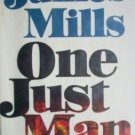 One Just Man by James Mills (HB 1974 G/G) *