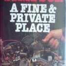 A Fine and Private Place John Simpson (HB 1983 1st Ed *