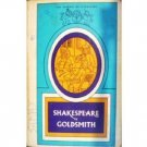 The Pageant of Literature Shakespeare to Goldsmith