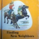 Finding New Neighbors David Russell- Ginn (HB 1964 G)