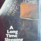 A Long Time Sleeping Michael Sinclair (HB G First Ed)*