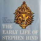 The Early Life of Stephen Hind Storm Jameson (HB 1966*