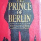 The Prince of Berlin by Dan Sherman (HB 1983 1st Ed G *