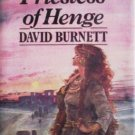 The Priestess of Henge David Burnett (HB 1982 1st Ed) *