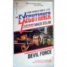 Executioner: Devil Force #135 Don Pendleton (MMP G)*
