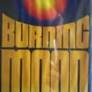 Burning Moon - Aron Spilken (1978 1st Ed Hardcover G/G)