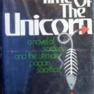 Time of the Unicorn by Barbara Jefferis (HB First Ed G*