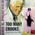 Too Many Crooks by Richard S. Prather (MMP 1953 G)