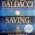 Saving Faith David Baldacci (Hardcover, 1999 Good/Good)