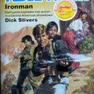 Able Team: Ironman # 19 Dick Stivers (1985 Paperback G)