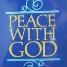 Peace With God by Billy Graham (SC 1984 VG)