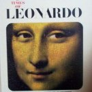 The Life & Times of Leonardo by Enzo Orlandi (HB 1967 *