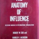 The Anatomy of Influence by Robert Cox  (HB G/G)