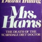 Mrs. Harris by Diana Trilling (MMP 1982 G) Free Ship