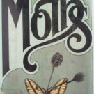 Moths by Rosalind Ashe (HB 1976 G/G) *