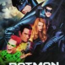 Batman Forever Jim Carrey Nicole, Kidman (VHS Good)