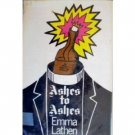 Ashes to Ashes by Emma Lathen (HB First Edition 1971 G)