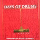 Days of Drums by Philip Shelby (1996, Audio Cassette)